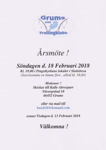 Inbjudan 2018