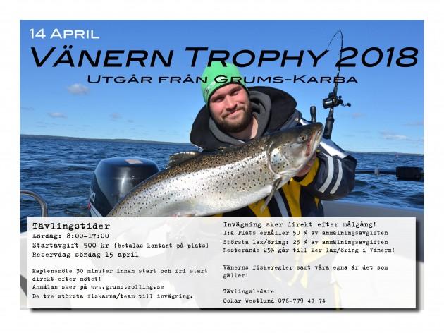 Vänern Trophy 2018
